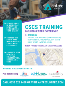 Funded CSCS Green Labourers Card