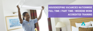 Hotel Housekeeping vacancies nationwide