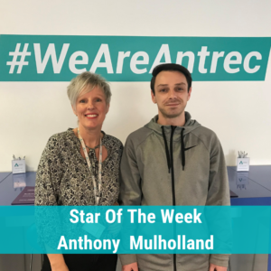 Anthony Mulholland SOTW Construction Course