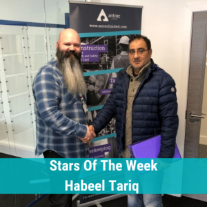 Manchester Star Of The Week