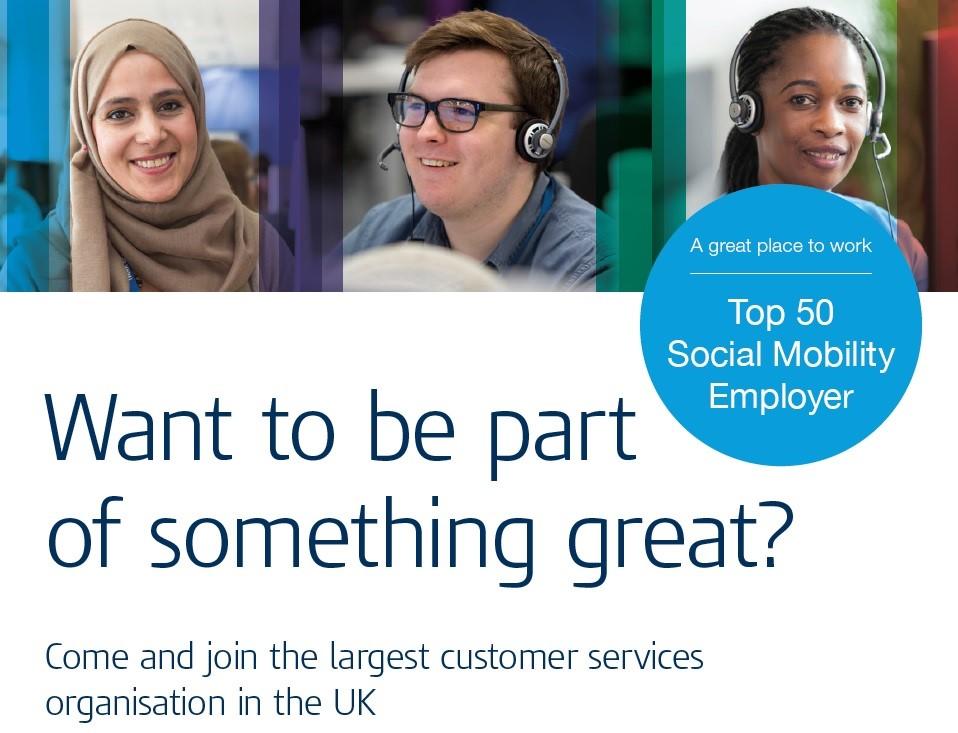 HMRC Customer Services Consultant