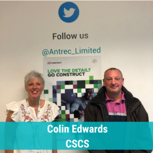 CSCS Training course Colin Edwards Star Of The Week