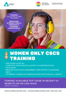 CSCS for women