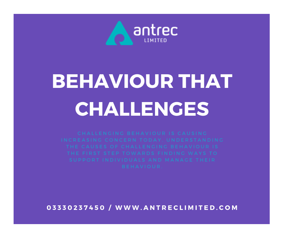 Behaviour that challenges Image