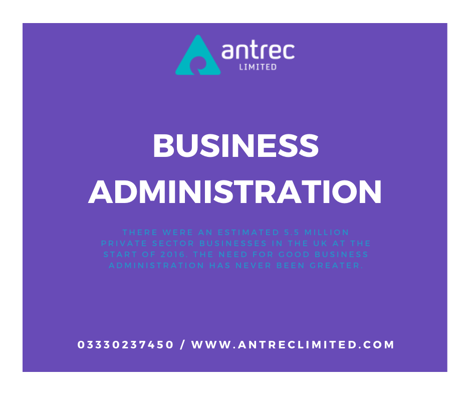 Business Admin Image