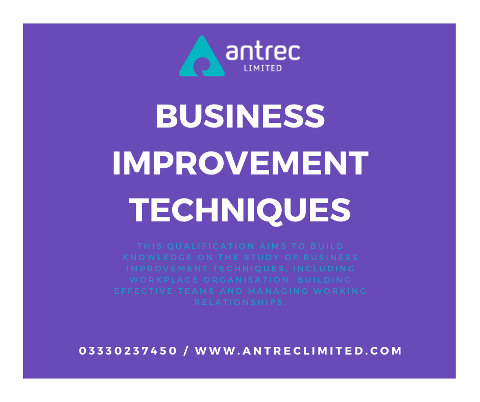 Business Improvement Techniques Image