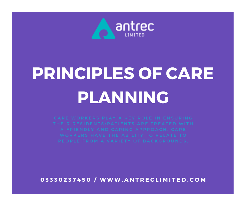 Principles of Care Planning Image