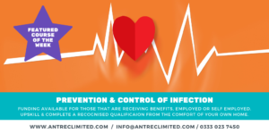 Prevention and Control of Infection Antrec elearning